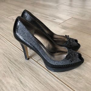 Marc Fisher Vica Peep Hole Pumps